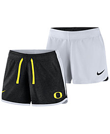Nike Women's Oregon Ducks Reversible Shorts