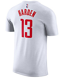 Nike Men's James Harden Houston Rockets Association Player T-Shirt