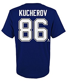 Nikita Kucherov Tampa Bay Lightning Player T-Shirt, Toddler Boys (2T-4T)
