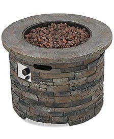 Hunter Gas Fire Pit
