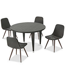 Spencer 5-Pc. Dining Set, Quick Ship