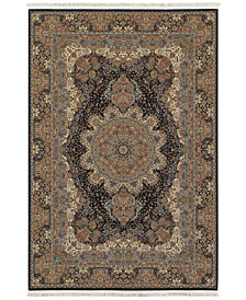 "Oriental Weavers Masterpiece Regal Navy 6'7"" x 9'6"" Area Rug"