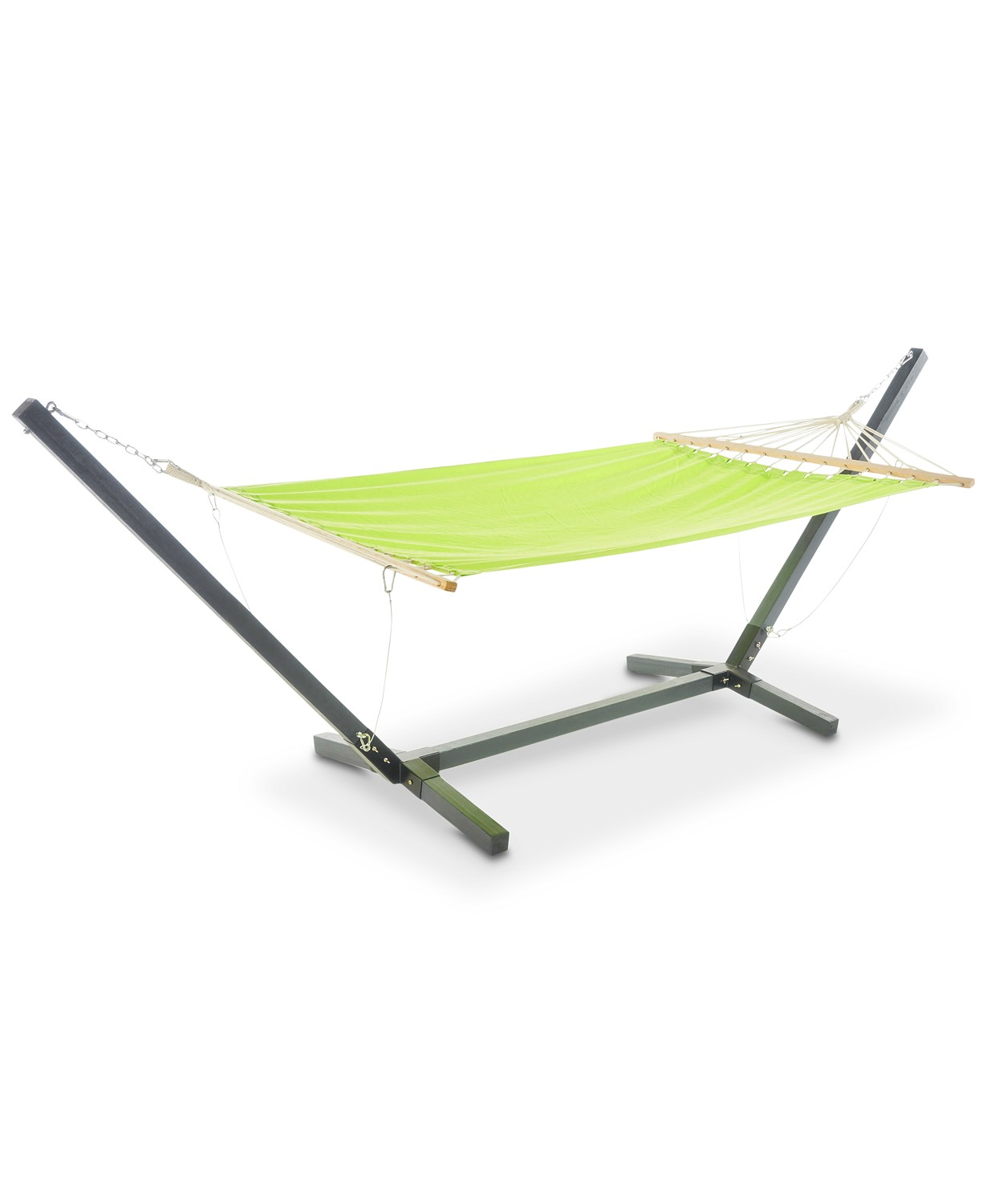 Save 76% on Noble House Jezabel Hammock & Frame, Quick Ship