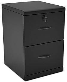 Rytter 2-Drawer Vertical File Cabinet, Quick Ship
