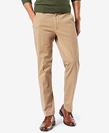 Dockers Men's Stretch  Slim Fit Workday Smart 360 Flex Khaki Pants