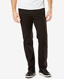 Dockers Men's  Stretch Straight Fit Jean-Cut Khaki Pants