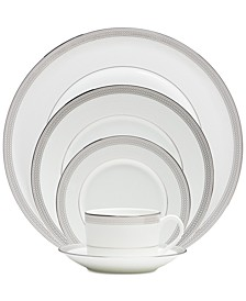 Olann Platinum 5-Piece Place Setting
