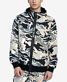 True Religion Men's Camo Hoodie