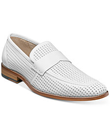 Stacy Adams Men's Durand Moc Toe Slip-On Loafers