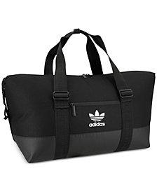 adidas Originals Weekender Printed Duffel Bag
