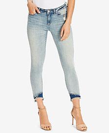 Vintage America Boho Skinny Capri Jeans