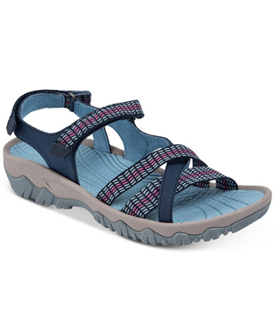 Bare Traps Tanya Rebound Technology Strappy Sandals