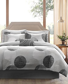 Madison Park Essentials Knowles 9-Pc. Queen Comforter Set