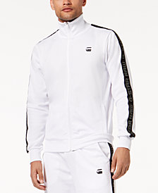 G-Star RAW Men's Logo-Print Track Jacket, Created for Macy's