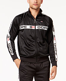 DOPE Men's Track Jacket
