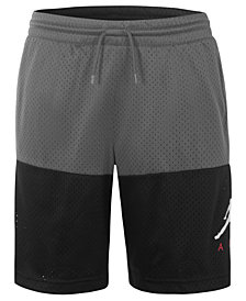 Jordan Little Boys Jumpman Air GFX Mesh Shorts