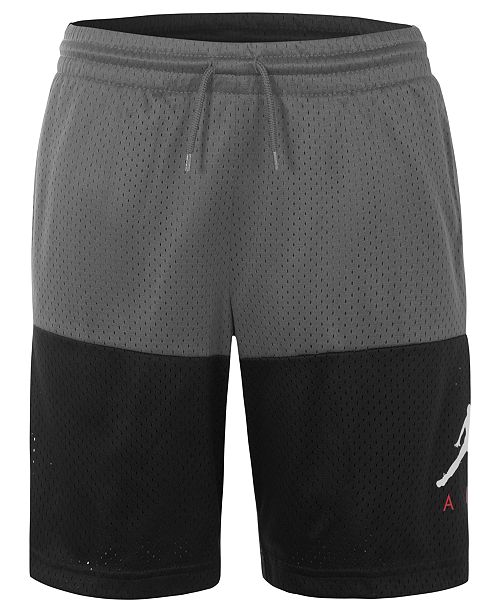 00a10f5f2d96 Jordan. Little Boys Jumpman Air GFX Mesh Shorts. Be the first to Write a  Review. main image