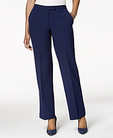Tab-Waist Trouser Pants