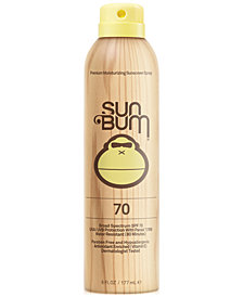 Sun Bum Sunscreen Spray SPF 70, 6-oz.