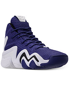 adidas Men's Crazy 8 ADV Circular Knit Basketball Sneakers from Finish Line