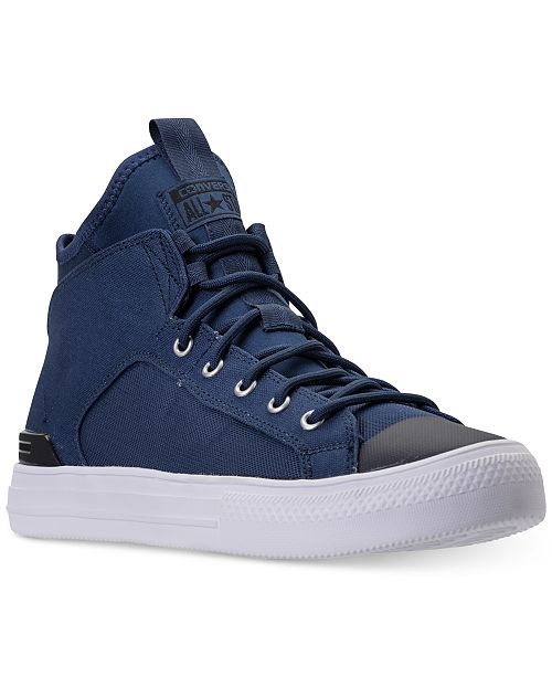 2e745b28b03f27 ... Converse Men s Chuck Taylor All Star Ultra High Top Casual Sneakers  from Finish ...
