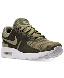 Nike Men's Air Max Zero BR Running Sneakers from Finish Line