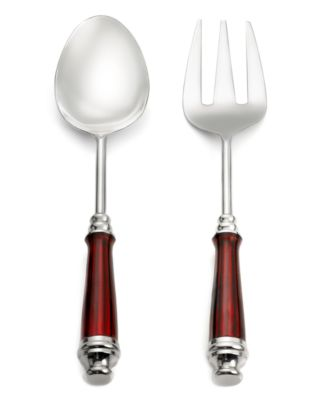 Serveware, Set of 2 Enamel Servers