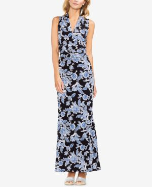 Vince Camuto Floral-Print Maxi Dress 6272688