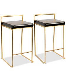 Fuji Counter Stool (Set of 2)