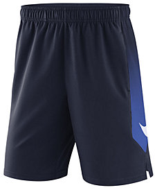 Nike Men's Boston Red Sox  AC Dry Woven Fade Shorts