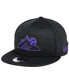 New Era Colorado Rockies Clubhouse Jersey Pop 9FIFTY Snapback Cap