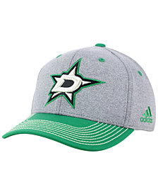 adidas Dallas Stars Heather Line Change Cap