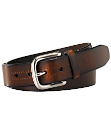 Fossil Hanover Casual Leather Belt