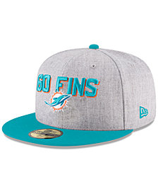 New Era Miami Dolphins Draft 59FIFTY FITTED Cap