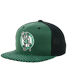 Mitchell & Ness Boston Celtics Winning Team Snapback Cap