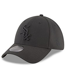 Chicago White Sox Blackout 39THIRTY Cap