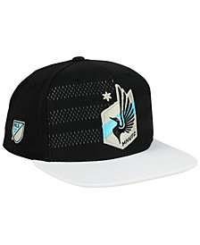adidas Minnesota United FC Authentic Snapback Cap