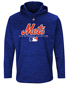 Majestic Men's New York Mets Ultra Streak Fleece