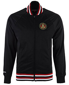 Mitchell & Ness Men's Atlanta United FC Top Prospect Track Jacket