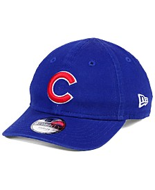 New Era Boys' Chicago Cubs Jr On-Field Replica 9TWENTY Cap