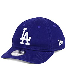 New Era Boys' Los Angeles Dodgers Jr On-Field Replica 9TWENTY Cap