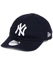 New Era Boys' New York Yankees Jr On-Field Replica 9TWENTY Cap