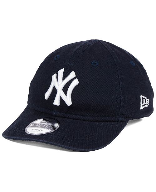 ... Cap  New Era Boys  New York Yankees Jr On-Field Replica 9TWENTY ... ee2f095f7bd