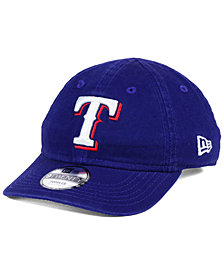 New Era Boys' Texas Rangers Jr On-Field Replica 9TWENTY Cap