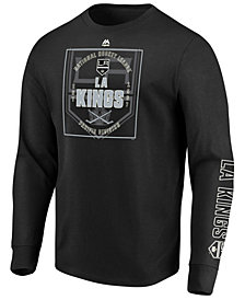 Majestic Men's Los Angeles Kings Keep Score Long Sleeve T-Shirt