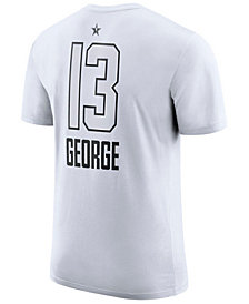Jordan Men's Paul George Oklahoma City Thunder All-Star Jordan Player T-Shirt