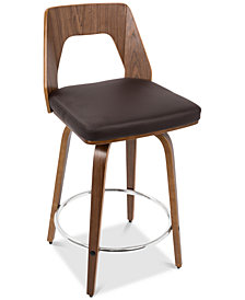 Trilogy Counter Stool, Quick Ship