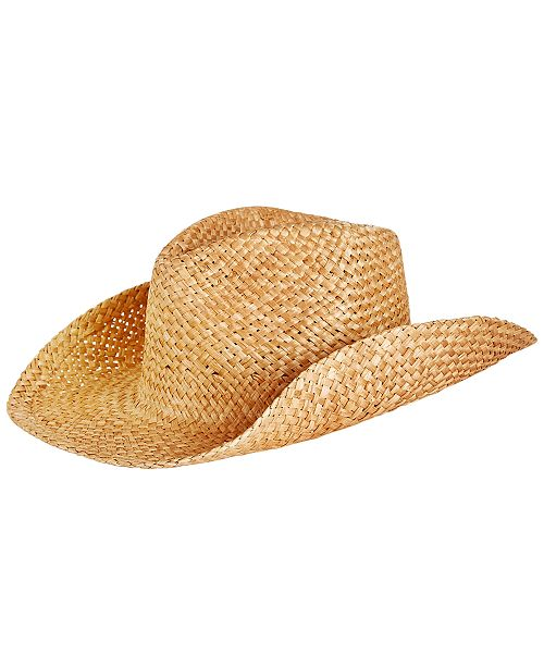 df778c5fea2 Levi s Men s Straw Cowboy Hat   Reviews - Hats