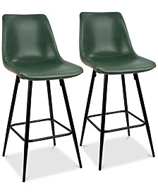Durango Counter Stool (Set Of 2), Quick Ship