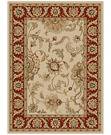 "CLOSEOUT! KM Home Pesaro Imperial 5'5"" x 7'7"" Area Rug"